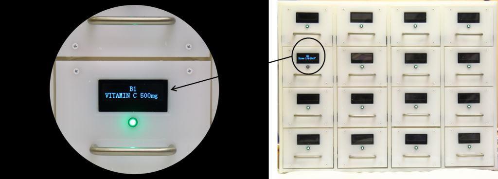iMicroData - Smart Cabinet System